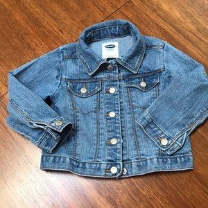 Old Navy denim jacket 2T EUC